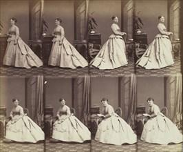 Esther David, 1866.