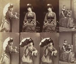 Gabrielle; M. Gutierrez de Estrada, 1867.