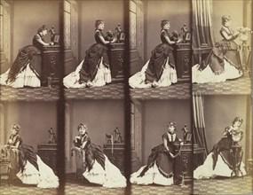 Rosalie Léon, 1866.