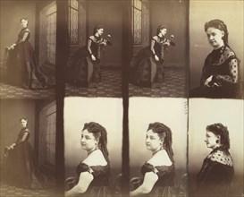 Amélie and Elise Gitteri, 1866.