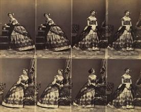 Clara Silvois, 1861.