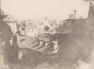 [Paris Rooftops], 1841.