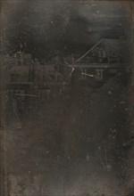 [Rooftops, Paris], August 22, 1843.