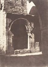 Jérusalem, Fontaine Arabe, 1, 1854.
