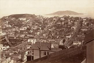 San Francisco, 1864, printed ca. 1876.