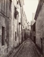 Impasse Briare (de la Cité Coquenard), 1860s.