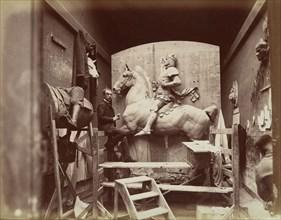 [Emmanuel Frémiet], 1880s-90s.