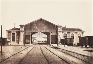 Toulon, ca. 1861.