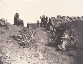 Village de Murols, 1854, printed 1979.