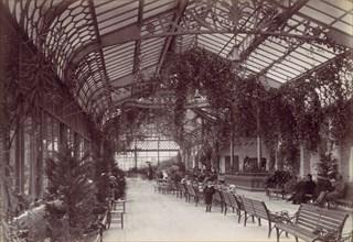 Ilfracombe, The Victorian Promenade, 1870s.