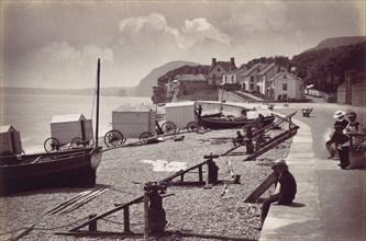 Sidmount, West end of Esplanade, 1870s.