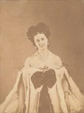 Les épaules tombantes, 1860s.
