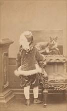 La veste de cygne, 1860s.