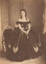 Cauchoise, 1860s.