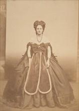 Le noeud rouge, 1860s.