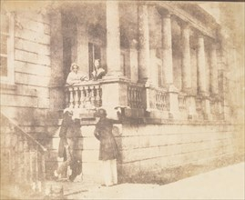 Carclew House, August 1841.