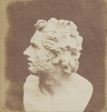 Bust of Patroclus, August 9, 1843.