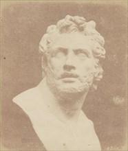 Bust of Patroclus, August 9, 1842.
