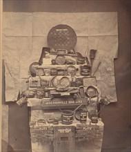 Relics of Andersonville Prison, June 1866.