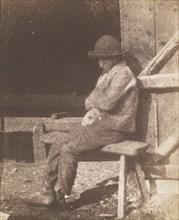 Seated Lad, 1845-50.