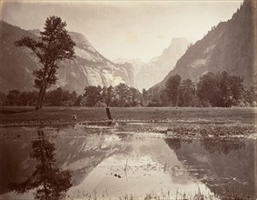 The Domes, Yosemite, ca. 1872, printed ca. 1876.