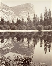 Mirror Lake, Yosemite, ca. 1872, printed ca. 1876.