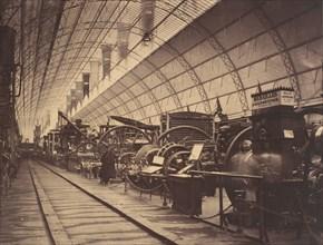 French Machinery, 1855.