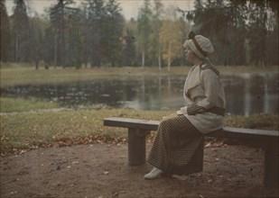 Olga Victorovna Dmitrieff, 1907.