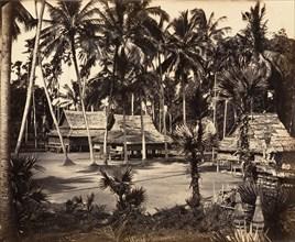 Bonzerie de la Grande Pagode, 1866.