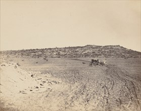 [Site of Execution of Emperor Maximilian], 1867.