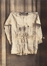 The Shirt of the Emperor, Worn during His Execution, 1867.