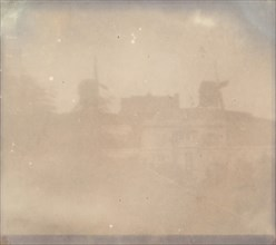 [Windmills, Montmartre], 1839.