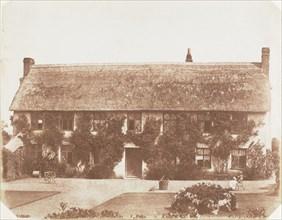 A Very Pretty House, 1853-56.