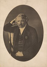 Louis-Jacques-Mandé Daguerre, ca. 1860.