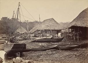 Tropical Scenery, Landing, Chipigana, 1871.
