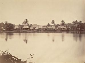 Tropical Scenery, Santa Maria del Real, Darien, 1871.