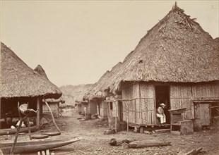 Tropical Scenery, Street, Chipigana, 1871.