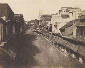 The Chowk, 1856-57.