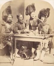 Highlanders, 1856.