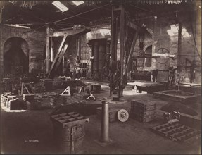 The Foundry, 1870s-80s.