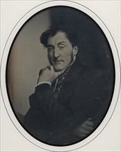 Self-Portrait, 1846-47.