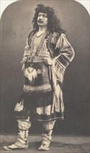[Self-Portrait in Costume], 1862-64.