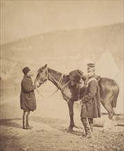 Major General A. H. King, 1855.