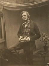 Self-Portrait, February 1852.