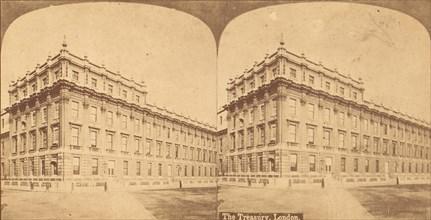 The Treasury, London, 1850s-1910s.