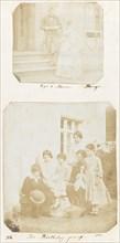 Papa & Mama; The Birthday Group, 1853-56.