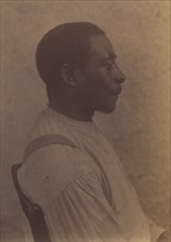 African-American Man, ca. 1884.