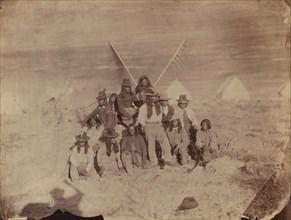 Shoshone, 1867-72.