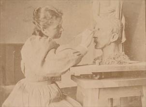 Grace Lee Rinehart, 1860s.