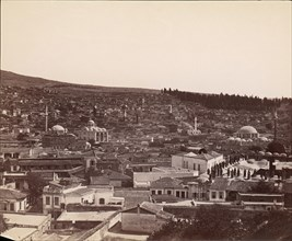 General View of Smyrna, 1880s.